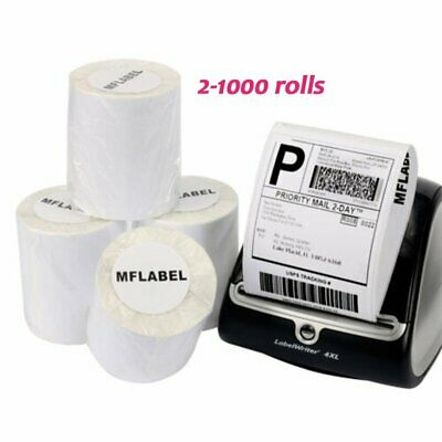 2-1000 DYMO 4XL Direct Thermal Shipping Labels 4x6 1744907 compatible 220/Roll