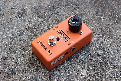Mojo Mods MXR Phase 90 Modified Phaser/Vibrato Effects Pedal