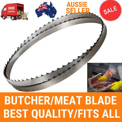 BUTCHER MEAT BANDSAW BAND SAW PRO BLADE 2085mmX16mmX4 TPI STAINLESS NO RUST