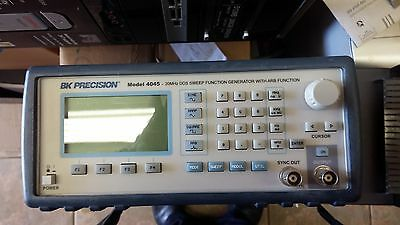 B&K Precision 4045 Direct Digital Synthesis Function Generator,  - 20 MHz