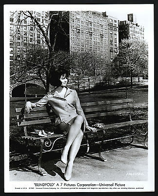 NEW YORK, Claudia Cardinale, actress, Central Park, Press Photo, Pressefoto /120