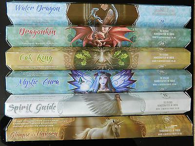Incense Sticks By Anne Stokes  ** Buy 3 Get 1 Free ** (Add 4)