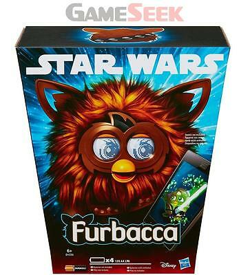 Star Wars Furbacca - Toys Brand New Free Delivery