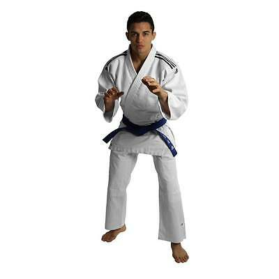 Adidas Judo Club Judo Uniform Suit GI - White