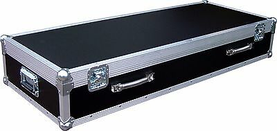 Yamaha Montage 8 Keyboard Piano Swan Flight Case