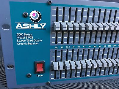 Ashly Gqx 3102 Equalizer