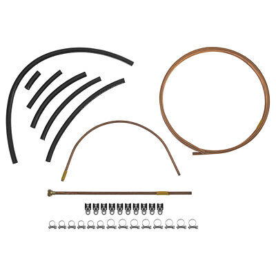 MGB - Fuel pipe kit - Copper - HIF - Automec 1977-1980 • NEW • Moss Europe HFFK2