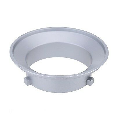 Godox SA-01-BW 144mm Diameter Mounting Flange Speedring Ring Adapter for Flash