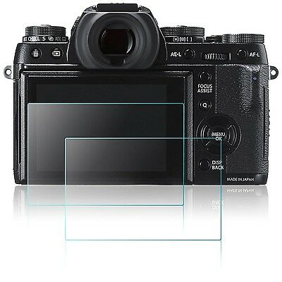 Screen Protector for Fujifilm X-T1 X-T2 AFUNTA 2 Pack Camera Anti-scratch
