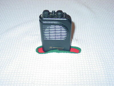 Motorola Minitor 3 Iii Pager 1 Ch Non Stored Voice A03Yms7238Bc 151-159 Mhz
