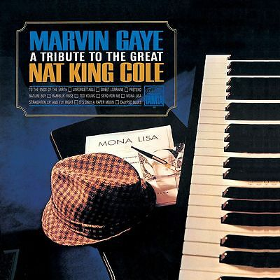 Marvin Gaye - Tribute to the Great Nat King Cole