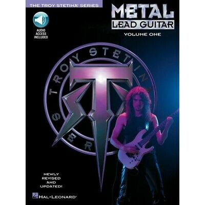 Metal Lead Guitar Vol 1 - Troy Stetina