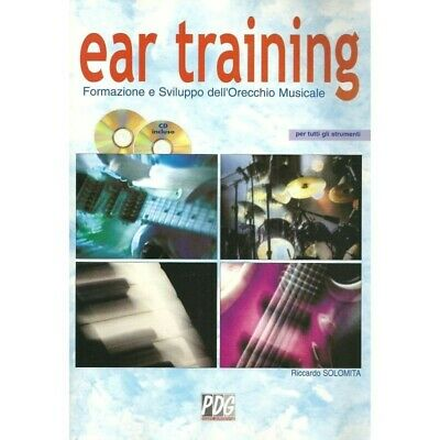 Ear Training  - Riccardo Solomita