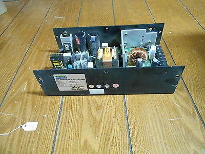 Sola Switching Power Supply GLS-04-200, Output: 200W Max, 24.0 VDC, 8.4 Amps