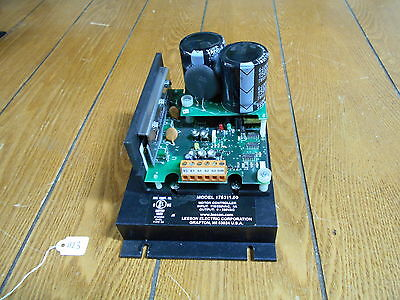 Leeson 175311.00 Motor Controller, 115/230 VAC In, 4A, 0-230 VAC Out, 1/4-1HP