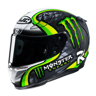 HJC Rpha 11 Monster Full Face Motorcycle Helmet Military Camo Mc-5