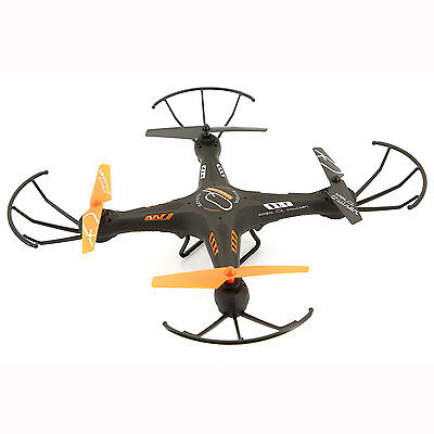 Zoopa 2.4GHz Q 420 Cruiser - 6-Axis Gyro RC Quadcopter Drone with integrated HD