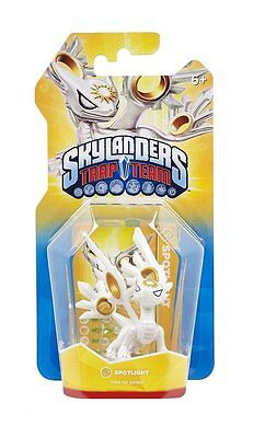 Skylanders TRAP TEAM >>SPOTLIGHT<< Light / Licht Element Figur - NEU & OVP