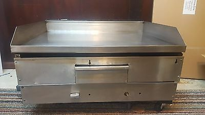 """36"""" Natural Gas Flat Top Griddle Grill  Commercial Kitchen"""