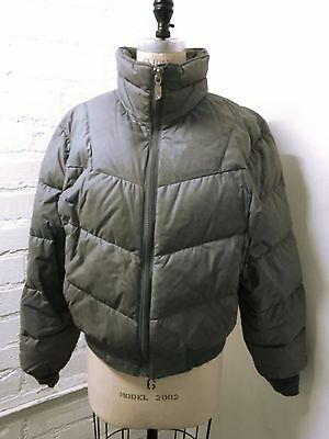 80s Vintage The North Face down jacket : vtg acg