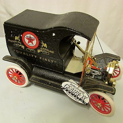 1913 Ford Model T Texaco Delivery Truck Limited Edition 1:16 Gearbox