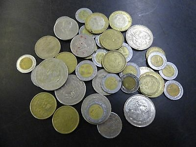 Mexico Assorted Coins