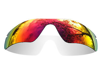Sure Polarized Red Replacement Lenses for Oakley Radar EV Path