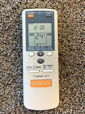Fujitsu Air Conditioner Remote Control AR-JW1, AR-DB5, AR-DB1, AR-DL2, AR-BB1
