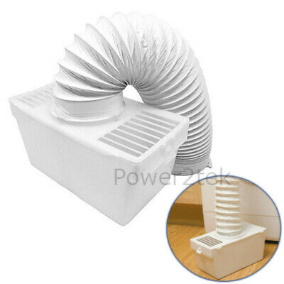 Condenser Vent Kit Box & Hose for White Knight 85AW Tumble Dryer Wall Mountable