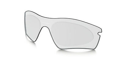 Sure Polarized Crystal Clear Replacement Lenses for Oakley Radar Path