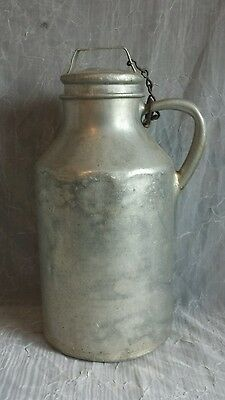 Vintage Wear Ever 3 Gallon Jug Milk Container With Lid