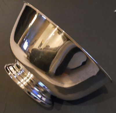 """Vintage Silver plated Bowl Oneida Reproduction Paul Revere Large 10"""" x 5"""" deep"""