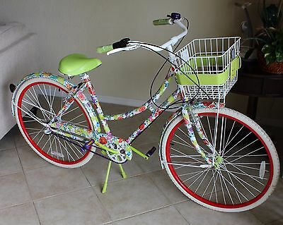 d1119c3223e Alice   Olivia by Stacey Bendet Neiman Marcus Bicycle Bike Beach Cruiser ...