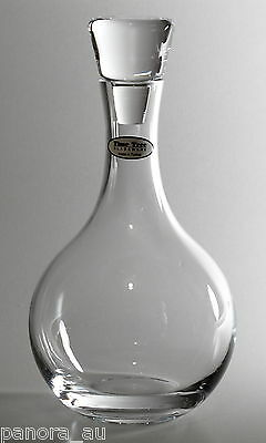 Time Tree Handmade Clear Turkish Glass Wine Whisky Bottle Decanter Volume 900mL