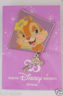 Tokyo Disney Resort 25th Anniversary Pin No.19 Clarice TDR JAPAN Not For sale