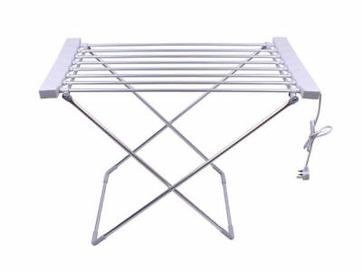 WA Stock 1 heated clothes rack 8 heated rails dry faster warm clothes