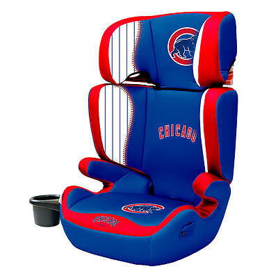 Lil Fan 2-in-1 Premium High Back Booster Seat - Chicago Cubs