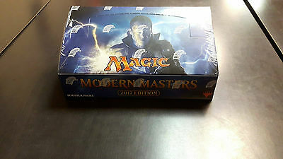 MTG Modern Masters 2017 Booster Case (4x boxes) - NEW AND SEALED!