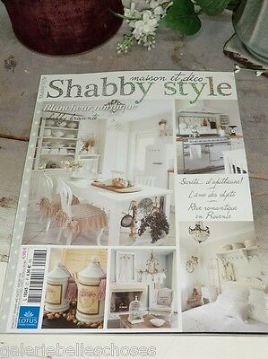Maison Deco Shabby Style N27 Magazin Wohnen France Vintage Chic Brocante Country