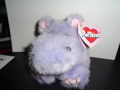 hippos collection-stuffed hippos Puffins