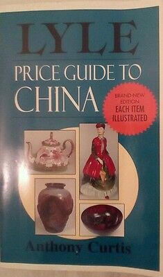 Lyle Price Guide to China, Anthony Curtis, 1997