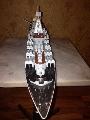 1/350 Soviet/Russian battle cruiser Moskva Slava class complete model