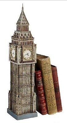 "Big Ben London Parliament Clock Tower 15.5"" replica souvenir BLDG ELIZABETH"