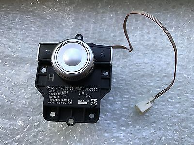 Mercedes W212 2010 Navi Radio Switch Controller A2128702751