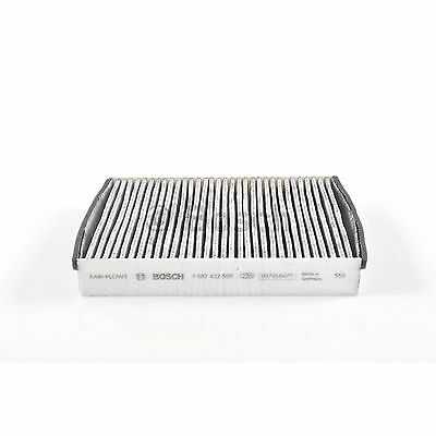 BOSCH Activated Carbon Cabin Filter 1987432598 - Single