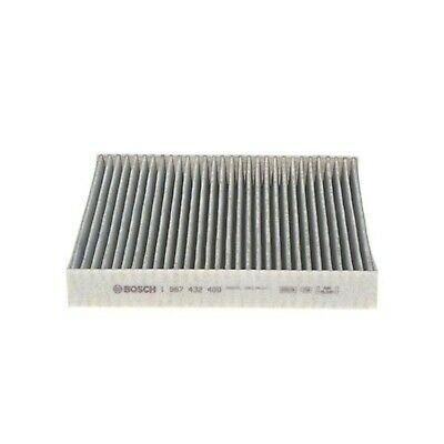 BOSCH Activated Carbon Cabin Filter 1987432409 - Single