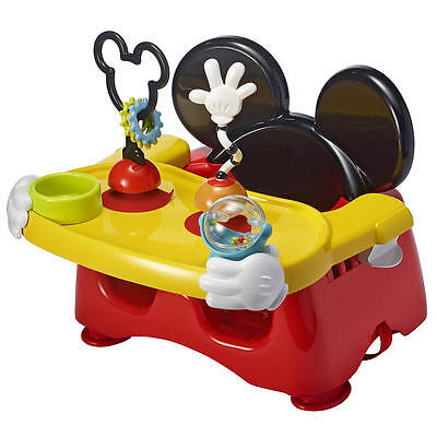 Disney Baby Helping Hands Feeding and Activity Seat - Mickey Mouse