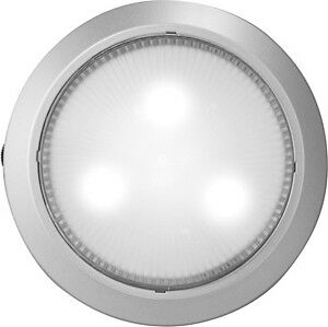 Garrity L.E.D. Touch Lite Bright 3 Led Battery Operated Lamp, Great for Closets,