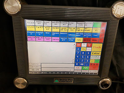 Vectron POS Color Touch P 64 Datenkasse inkl. Fiskaljournal (GDPDU konform )