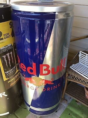 red bull fridge Beer Cooler